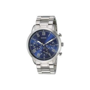 ゲス GUESS メンズ 腕時計 u1309g1 Silver/Blue fermart2-store