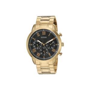 ゲス GUESS メンズ 腕時計 u1309g2 Gold-Tone/Black fermart2-store