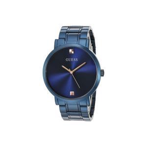 ゲス GUESS メンズ 腕時計 u1315g4 Blue/Rose Gold fermart2-store