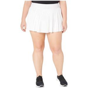フィラ Fila レディース テニス スカート ボトムス・パンツ Heritage Tennis Flirty Skort White|fermart2-store
