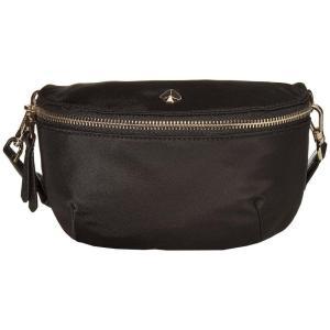 ケイト スペード Kate Spade New York レディース ボディバッグ・ウエストポーチ バッグ Taylor Medium Belt Bag Black|fermart2-store