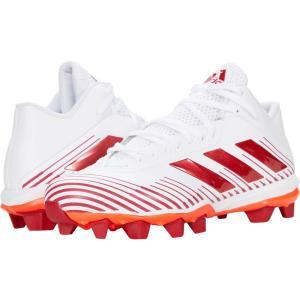 アディダス adidas メンズ アメリカンフットボール シューズ・靴 Freak Mid 20 Footwear White/Team Power Red/Solar Red|fermart2-store