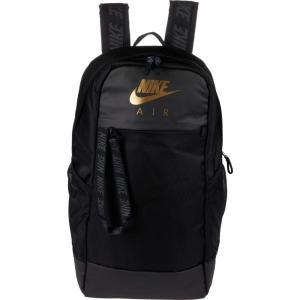 ナイキ Nike メンズ バックパック・リュック バッグ Air Essentials Backpack Black/Black/Metallic Gold|fermart2-store