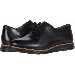 コールハーン Cole Haan レディース ローファー・オックスフォード シューズ・靴 Original Grand Plain Oxford Black Leather|fermart2-store