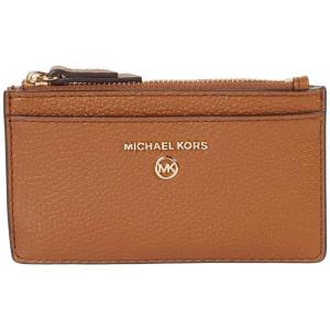 マイケル コース MICHAEL Michael Kors レディース カードケース・名刺入れ Jet Set Charm Small Slim Card Case Luggage|fermart2-store