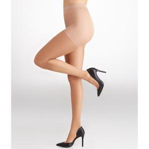 カルバンクライン レディース タイツ・ストッキング インナー・下着 Calvin Klein Hosiery Sheer Essentials Active Sheer Control Top Pantyhose Nude fermart2-store