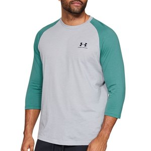 アンダーアーマー Under Armour メンズ Tシャツ トップス Sportstyle Left Chest Tee Mod Grey / Dust|fermart2-store