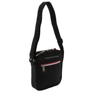 【即納】トミー ヒルフィガー Tommy Hilfiger ユニセックス ボディバッグ・ウエストポーチ バッグ TH EUROPA BLACK|fermart2-store