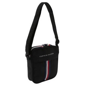 【即納】トミー ヒルフィガー Tommy Hilfiger ユニセックス ボディバッグ・ウエストポーチ バッグ TH EUROPA 2 BLACK|fermart2-store