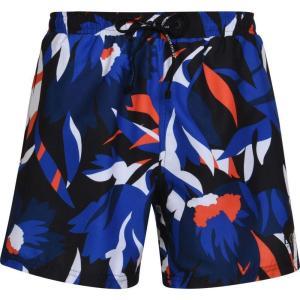 ヒューゴ ボス Boss Bodywear メンズ 海パン 水着・ビーチウェア Quick Dry Pattern Swim Shorts Multi|fermart3-store