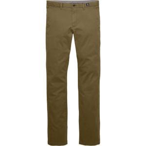 トミー ヒルフィガー Tommy Hilfiger メンズ チノパン ボトムス・パンツ Core Denton Straight Fit Chinos Green|fermart3-store