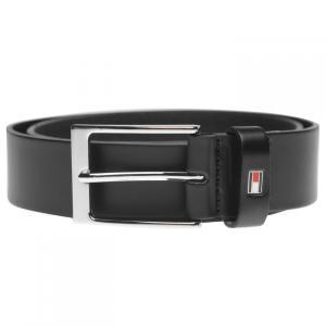 トミー ヒルフィガー Tommy Hilfiger メンズ ベルト Tommy Layton Belt Black|fermart3-store