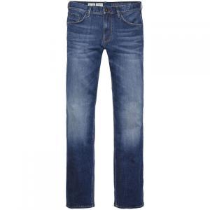 トミー ヒルフィガー Tommy Hilfiger メンズ ジーンズ・デニム ボトムス・パンツ Denton Mid Stone Straight Fit Jeans Mid Blue|fermart3-store
