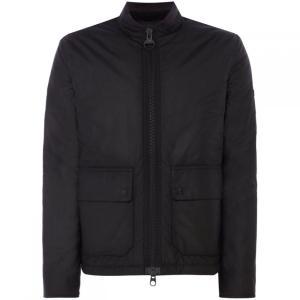 バーブァー Barbour International メンズ ジャケット アウター International Injection Wax Jacket Black|fermart3-store