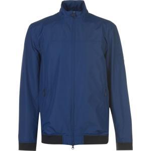 バーブァー Barbour International メンズ ジャケット アウター Barbour Olympic Jacket Indigo|fermart3-store