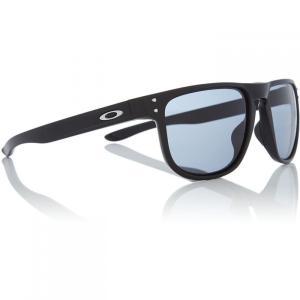 オークリー Oakley レディース メガネ・サングラス Black Holbrook R Square Sunglasses Black|fermart3-store