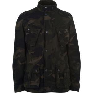 バーブァー Barbour International メンズ ジャケット アウター Barbour Camo Jacket Camo|fermart3-store