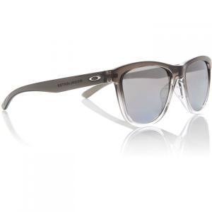 オークリー Oakley レディース メガネ・サングラス Grey OO9320 Moonlighter round sunglasses Grey|fermart3-store