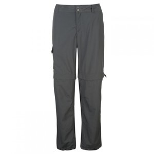 コロンビア Columbia レディース ボトムス・パンツ Silver Ridge Zip Convertible Pants Grey|fermart3-store