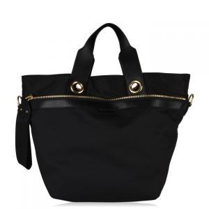 クロエ See By Chloe レディース トートバッグ バッグ nylon tote bag Black|fermart3-store