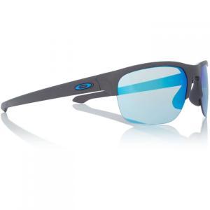 オークリー Oakley レディース メガネ・サングラス Black Oo9413 Square Sunglasses Grey|fermart3-store