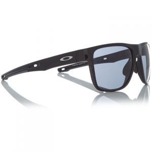 オークリー Oakley レディース メガネ・サングラス Black OO9360 square sunglasses Black|fermart3-store