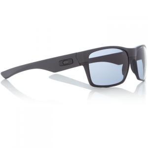 オークリー Oakley レディース メガネ・サングラス Unisex OO9189 gunmetal square sunglasses Gunmetal|fermart3-store