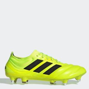 アディダス adidas メンズ サッカー ブーツ シューズ・靴 Copa 19.1 SG Football Boots SolYellow/Black|fermart3-store