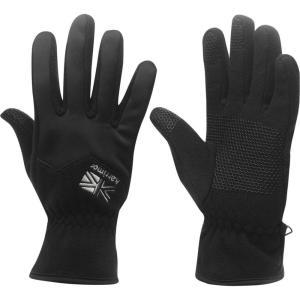 カリマー Karrimor メンズ 手袋・グローブ Fleece GloveSn01 Black