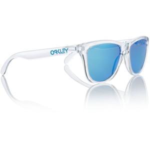 オークリー Oakley レディース メガネ・サングラス Transparent Mainlink Square Sunglasses Transparent Lilac|fermart3-store