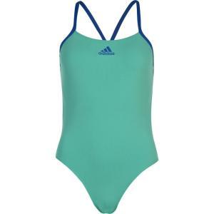 アディダス adidas レディース ワンピース 水着・ビーチウェア Performance Swimsuit Hi Res Green|fermart3-store