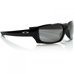オークリー Oakley レディース メガネ・サングラス Black STRAIGHTLINK Rectangle Sunglasses Black|fermart3-store