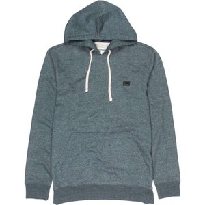 ビラボン Billabong メンズ パーカー トップス Side Logo Luxe Cotton Blend Hoodie Blue|fermart3-store