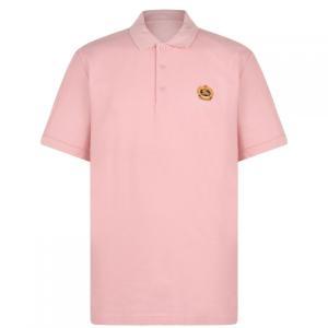 バーバリー Burberry メンズ ポロシャツ トップス Densford Embroidered...