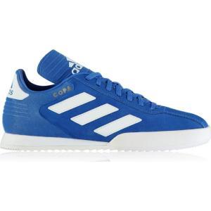 アディダス adidas メンズ スニーカー シューズ・靴 Copa Super Suede Trainers Blue/White|fermart3-store