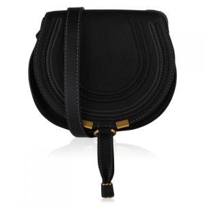クロエ Chloe レディース バッグ mini marcie bag Black|fermart3-store