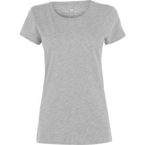 ベルベット グラハム&スペンサー Velvet レディース Tシャツ トップス Crew T Shirt Heather Grey|fermart3-store
