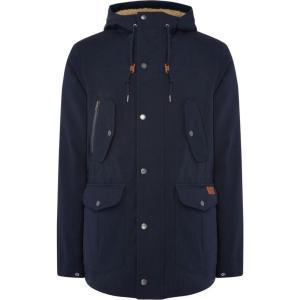 ボルコム Volcom メンズ コート アウター starget parka Navy|fermart3-store