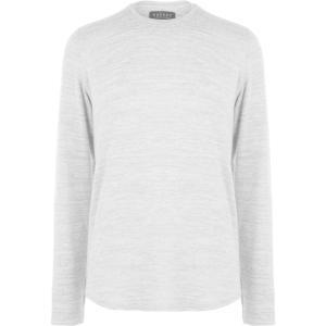ベルベット グラハム&スペンサー Velvet メンズ Tシャツ トップス Marl T Shirt Heather Grey|fermart3-store