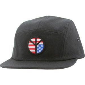 ハフ HUF メンズ 帽子 キャップ Huf Peace Patch Volleyball Cap|fermart3-store