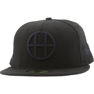 ハフ HUF メンズ 帽子 キャップ Huf Circle H New Era Fitted Cap|fermart3-store