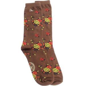 オベイ Obey メンズ インナー ソックス Obey Anza Borrego Socks|fermart3-store