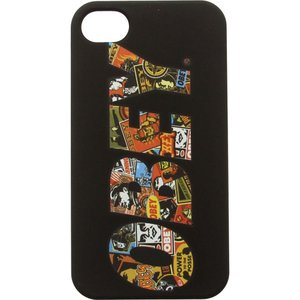 オベイ Obey メンズ アクセサリー iPhoneケース Obey Collage iPhone 4/4S Snapcase|fermart3-store