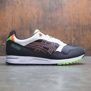 アシックス Asics Tiger メンズ スニーカー シューズ・靴 Gel-Saga black / shocking orange|fermart3-store