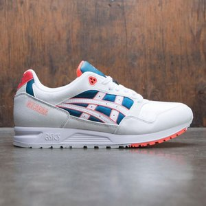アシックス Asics Tiger メンズ スニーカー シューズ・靴 Gel-Saga white / flash coral|fermart3-store