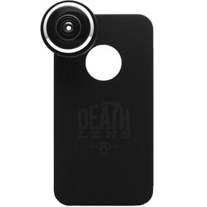 デスレンズ Death Lens メンズ アクセサリー iPhoneケース Death Lens iPhone 4 and 4S Fisheye Lens Case|fermart3-store