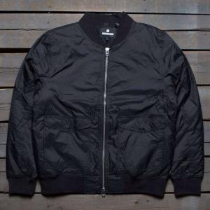 アンディフィーテッド Undefeated メンズ ジャケット アウター Nylon Stratus Jacket black|fermart3-store