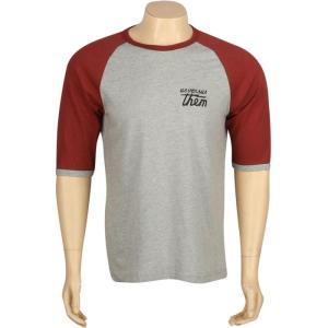 アス バーサス ゼム Us Versus Them メンズ トップス Tシャツ Us Versus Them Articles Raglan|fermart3-store