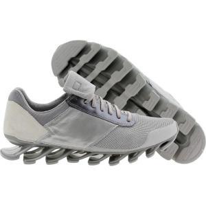 アディダス Adidas メンズ スニーカー シューズ・靴 x Rick Owens Springblade Low silver/silver met/silver met|fermart3-store