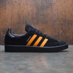 アディダス Adidas メンズ スニーカー シューズ・靴 x Porter Campus black/bright orange/core black|fermart3-store